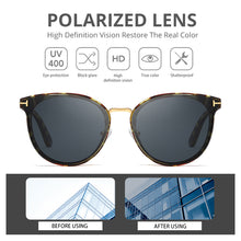 Load image into Gallery viewer, High Key Polarized Sunglasses