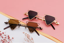 Load image into Gallery viewer, Triangle Sunglasses