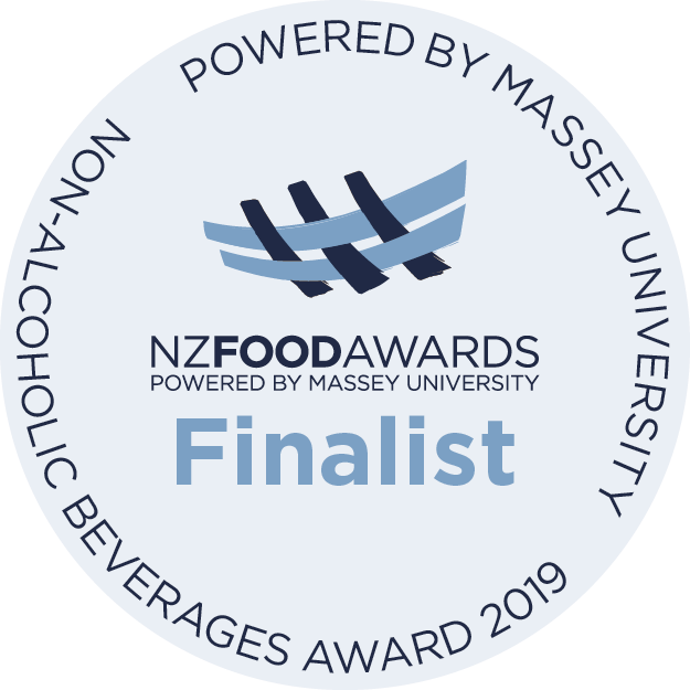 NZ Food Awards Finalist Non-Alcoholic Beverages Award 2019
