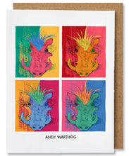 Load image into Gallery viewer, Andy Warthog