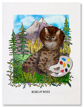 Load image into Gallery viewer, Bobcat Ross