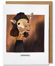 Load image into Gallery viewer, Giraphael