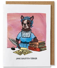 Load image into Gallery viewer, Jane Bausten Terrier