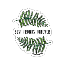 Load image into Gallery viewer, Best Fronds Forever Sticker