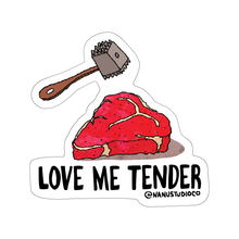 Load image into Gallery viewer, Love Me Tender Sticker