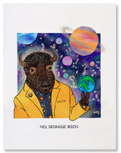 Load image into Gallery viewer, Neil deGrasse Bison