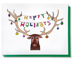 Reindeer Holiday