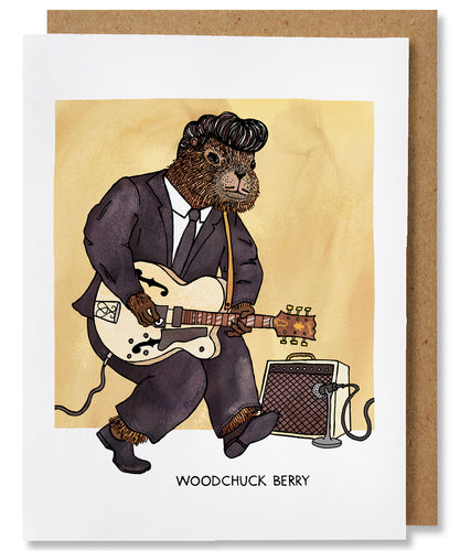 Woodchuck Berry
