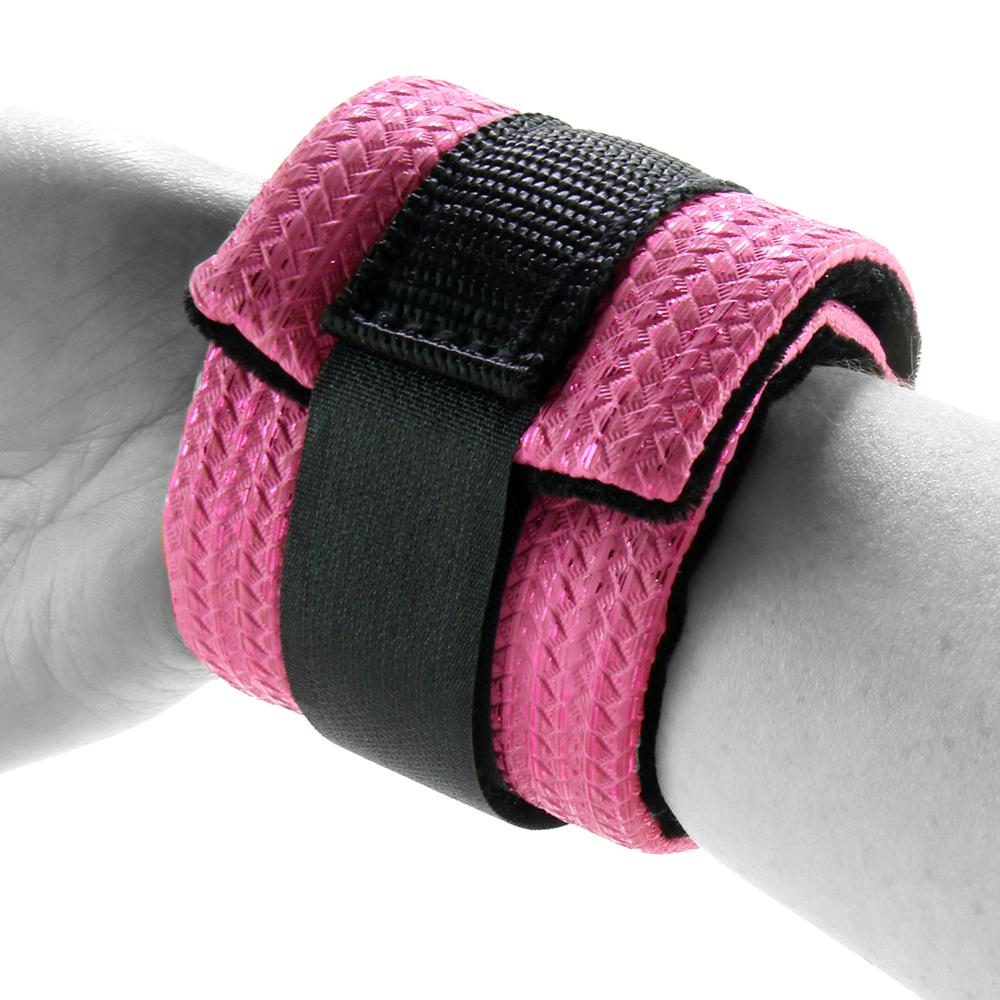 PinkCherry Soft Cuffs