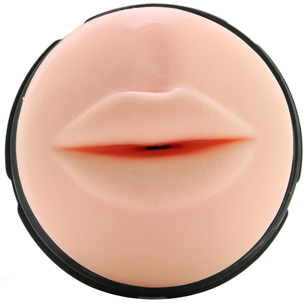 The Torch Luscious Lips Stroker