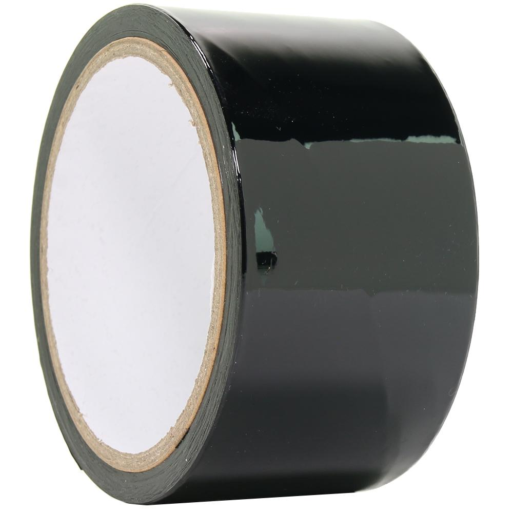 Temptasia 60 Foot Bondage Tape in Black