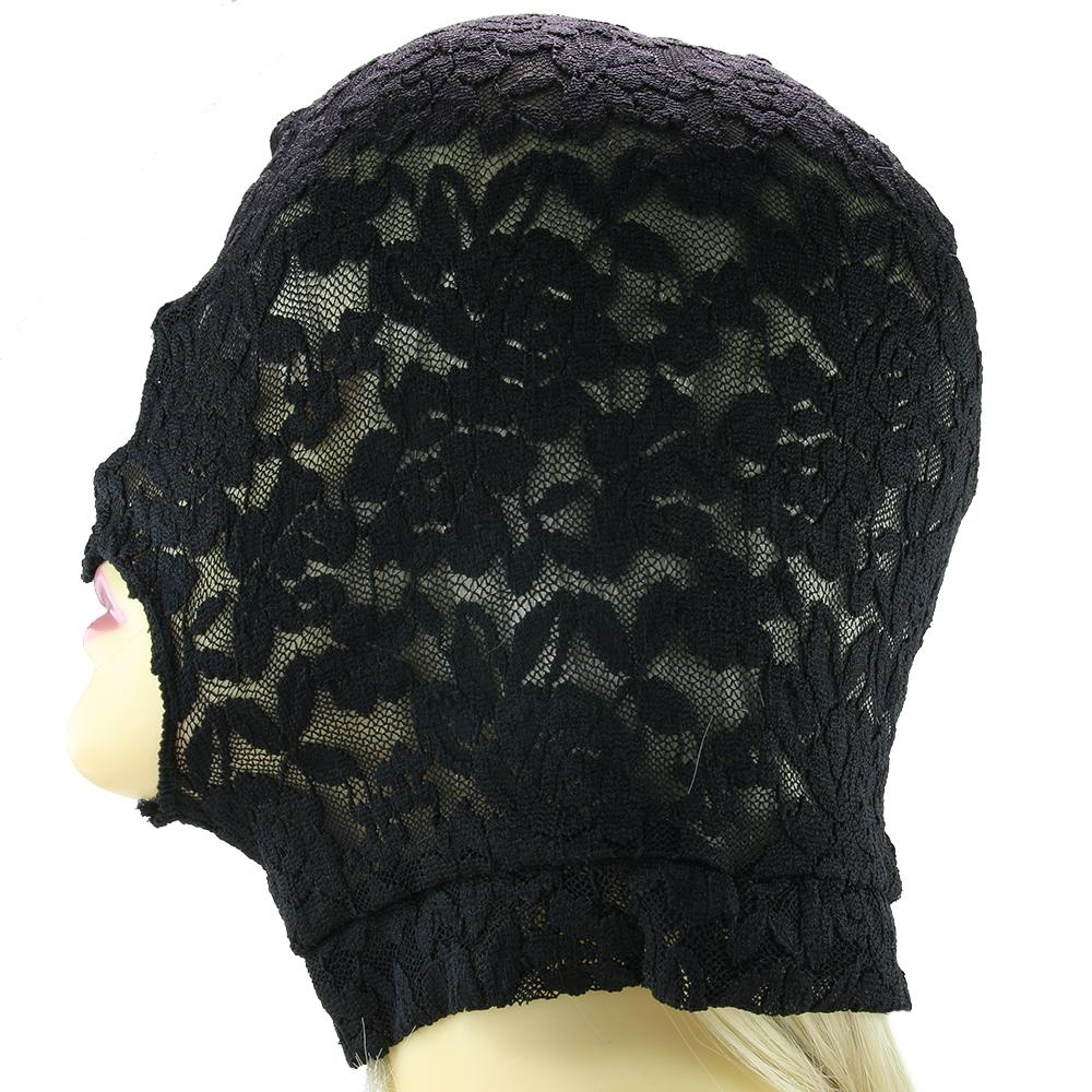 Scandal Lace Hood