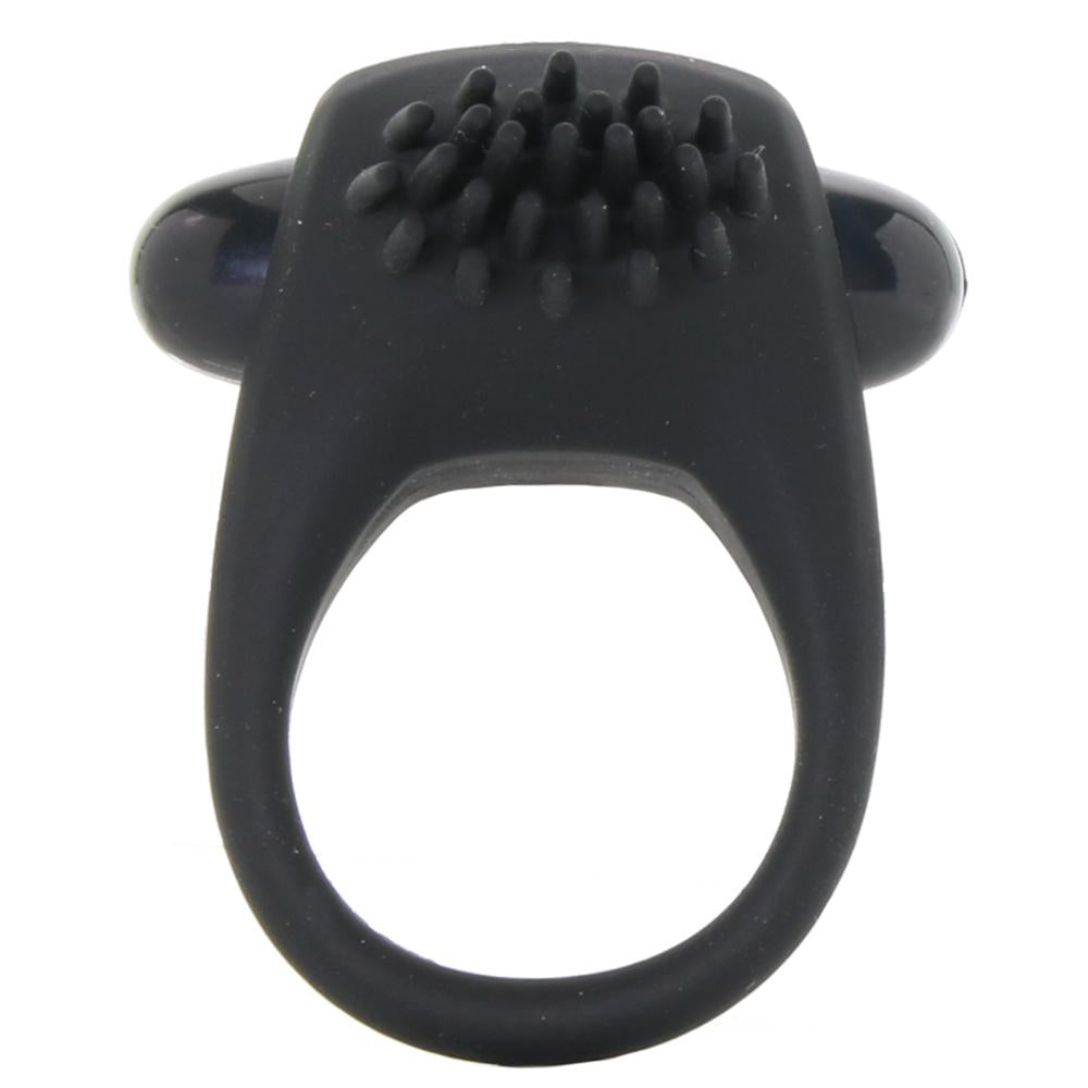 Intense 10 Function C-Ring & Bullet Vibe in Black