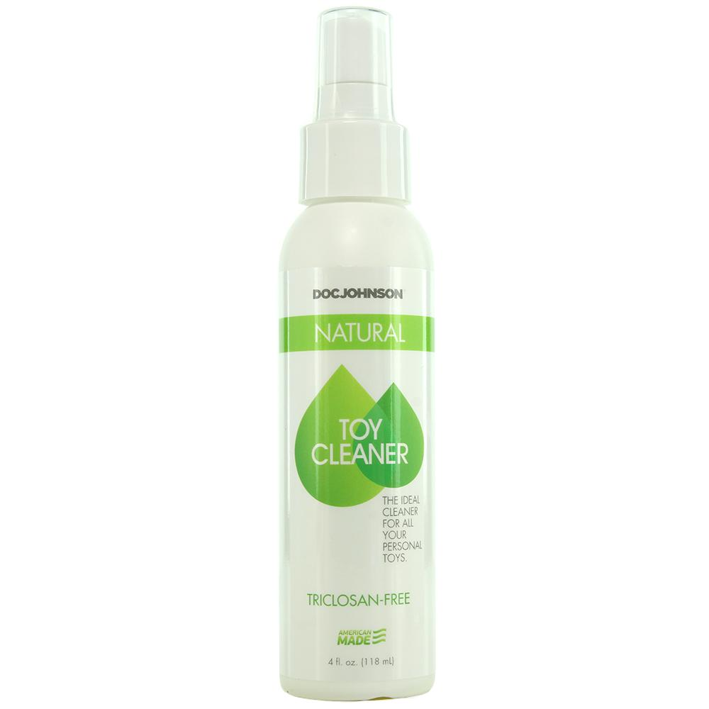 Natural Toy Cleaner in 4oz/118ml