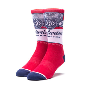 BUDS FOR YOU CREW SOCK