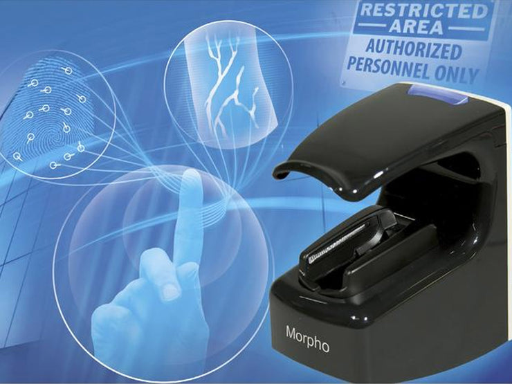 MorphoAccess® VP Dual MultiModal Fingerprint+FingerVein Terminal [293585753]