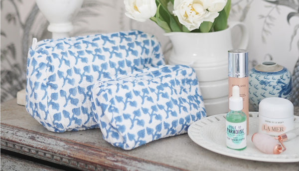 Samantha Varvel Shares What's Inside Her Toiletry Set