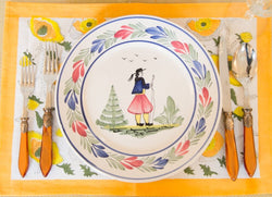 Buttercup Placemats - Set of 4
