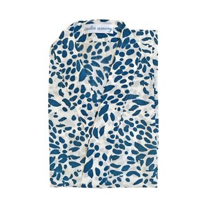 Blue Spot Girls Robe
