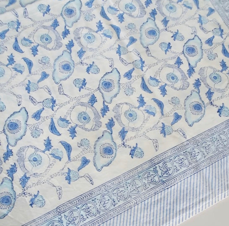 NEW - PRE ORDER Lapis Buttercup Tablecloth