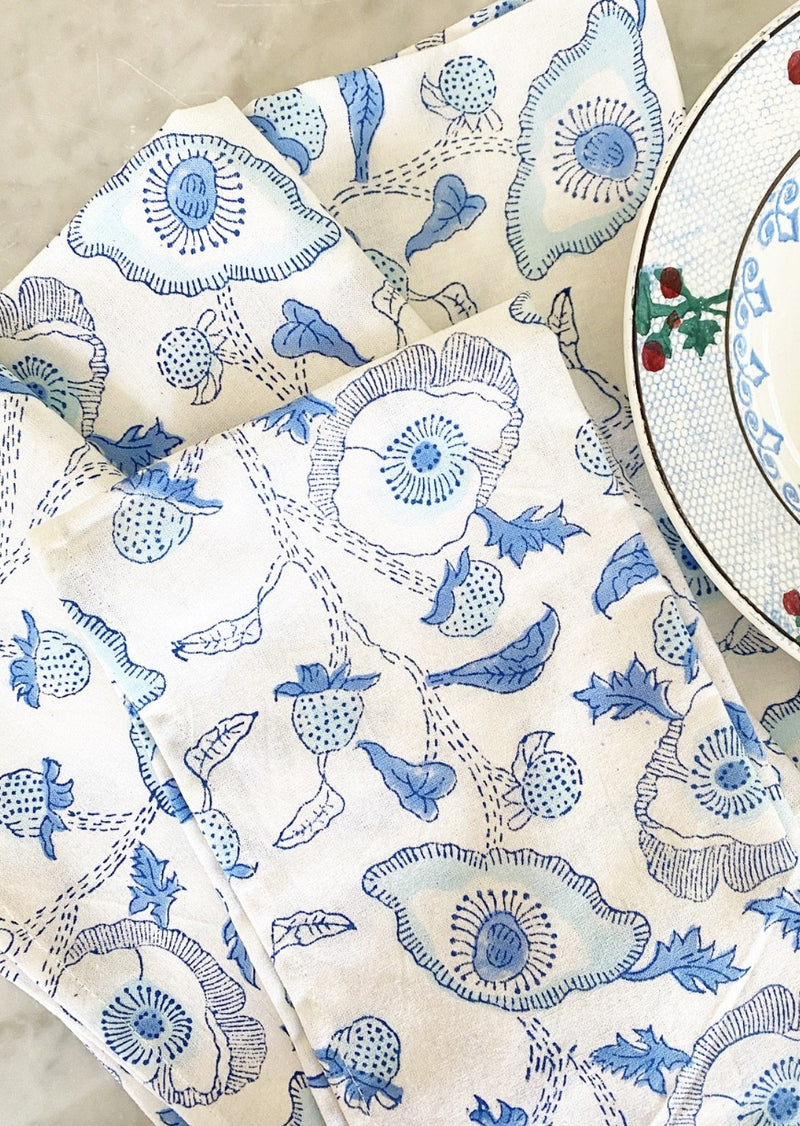 Lapis Buttercup Dinner Napkins