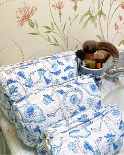 Lapis Buttercup Toiletry Set of 3