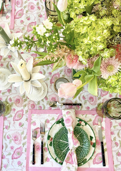 Petal Buttercup Tablecloth