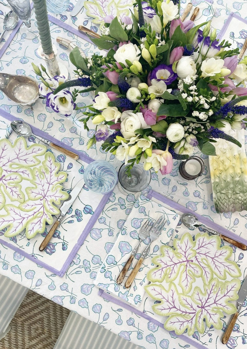 Duck Egg Tablecloth
