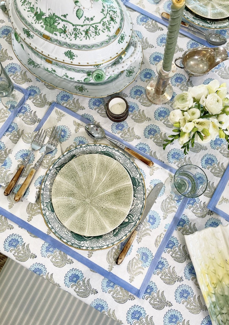 Chrysanthemum Tablecloth