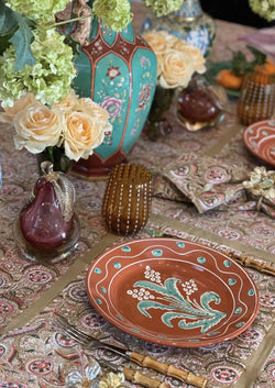 Turkish Delight Tablecloth