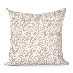 Camel Carnation Pillowcase