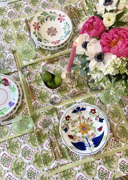 Grasse Gem Tablecloth
