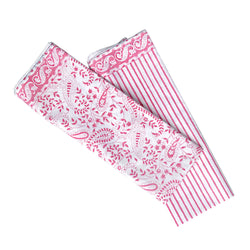 Petal Paisley Set of 2 Tea Towels