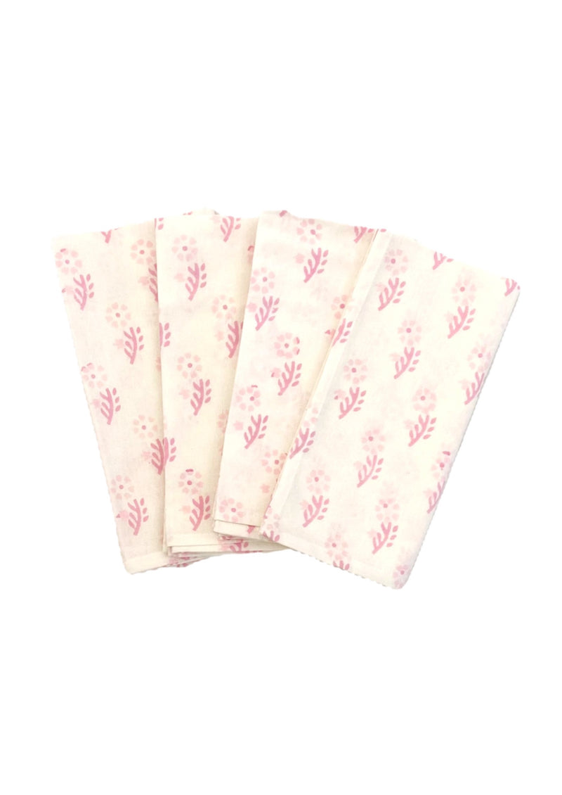 Petal Gentle Flower Dinner Napkins
