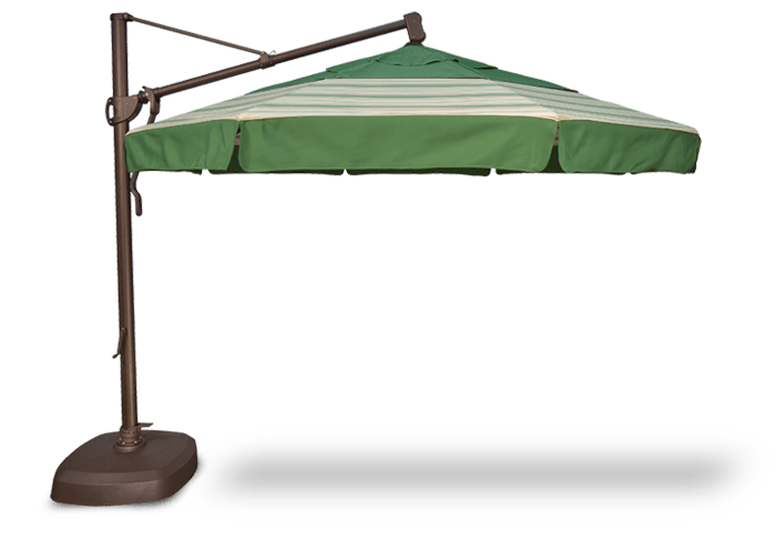 CANTILEVER UMBRELLA 11' OCTAGONAL - Toms Outdoor Furniture