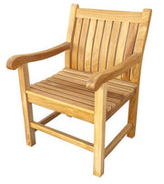 Classic Arm Chair - Toms Outdoor Furniture