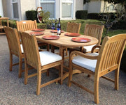 Somerset Table Set 7 Pc - Toms Outdoor Furniture