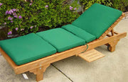 Classic Chaise Cushion - Toms Outdoor Furniture