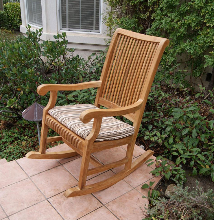Deluxe Rocking Chair - Toms Outdoor Furniture