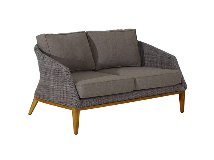 Grace Club Love Seat - Toms Outdoor Furniture