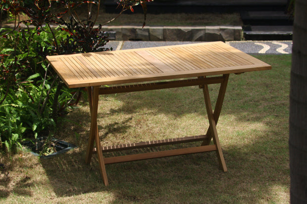Kalinga Folding Dining Table - Toms Outdoor Furniture