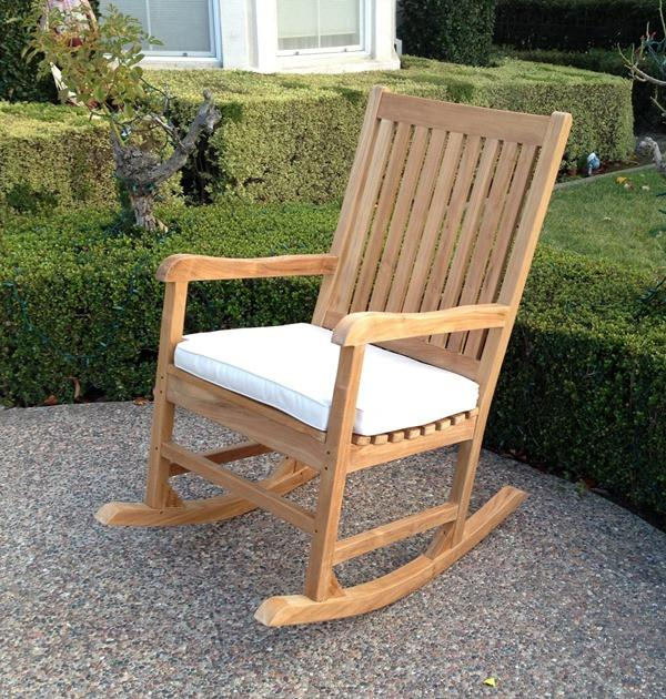 Classic Rocking Chair - Toms Outdoor Furniture