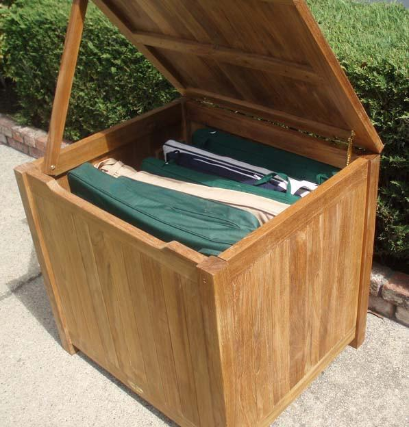 Small Storage Box - Toms Outdoor Furniture