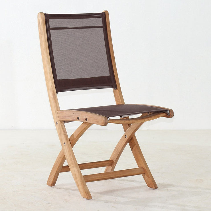 Batyline Folding Side Chair - Toms Outdoor Furniture