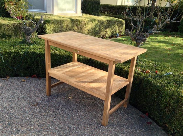 Teak Buffet Table - Toms Outdoor Furniture
