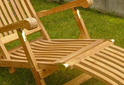 Steamer chair - Toms Outdoor Furniture