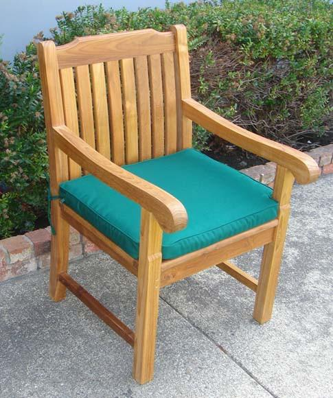 Deluxe Arm chair - Toms Outdoor Furniture