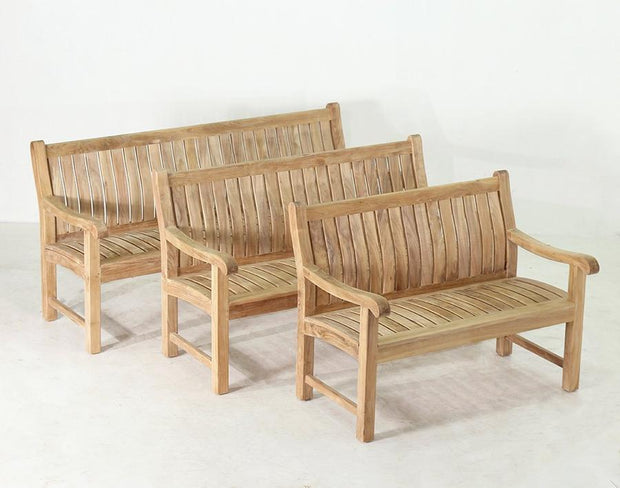 Classic Teak Bench - Toms Outdoor Furniture