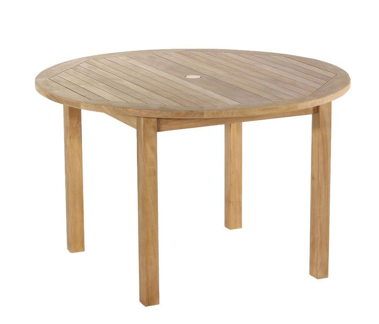 Classic Teak Table Set 5 PC - Toms Outdoor Furniture
