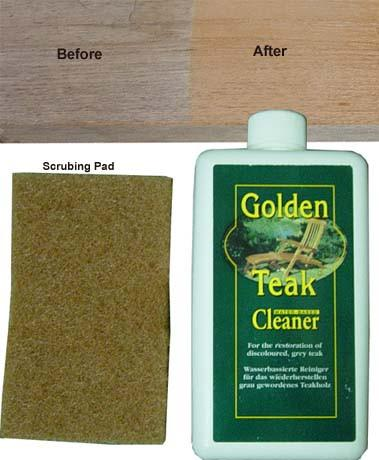 Teak Cleaner - Toms Outdoor Furniture